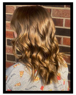 Women's haircut: @kayleedoesmyhair  #salonfave